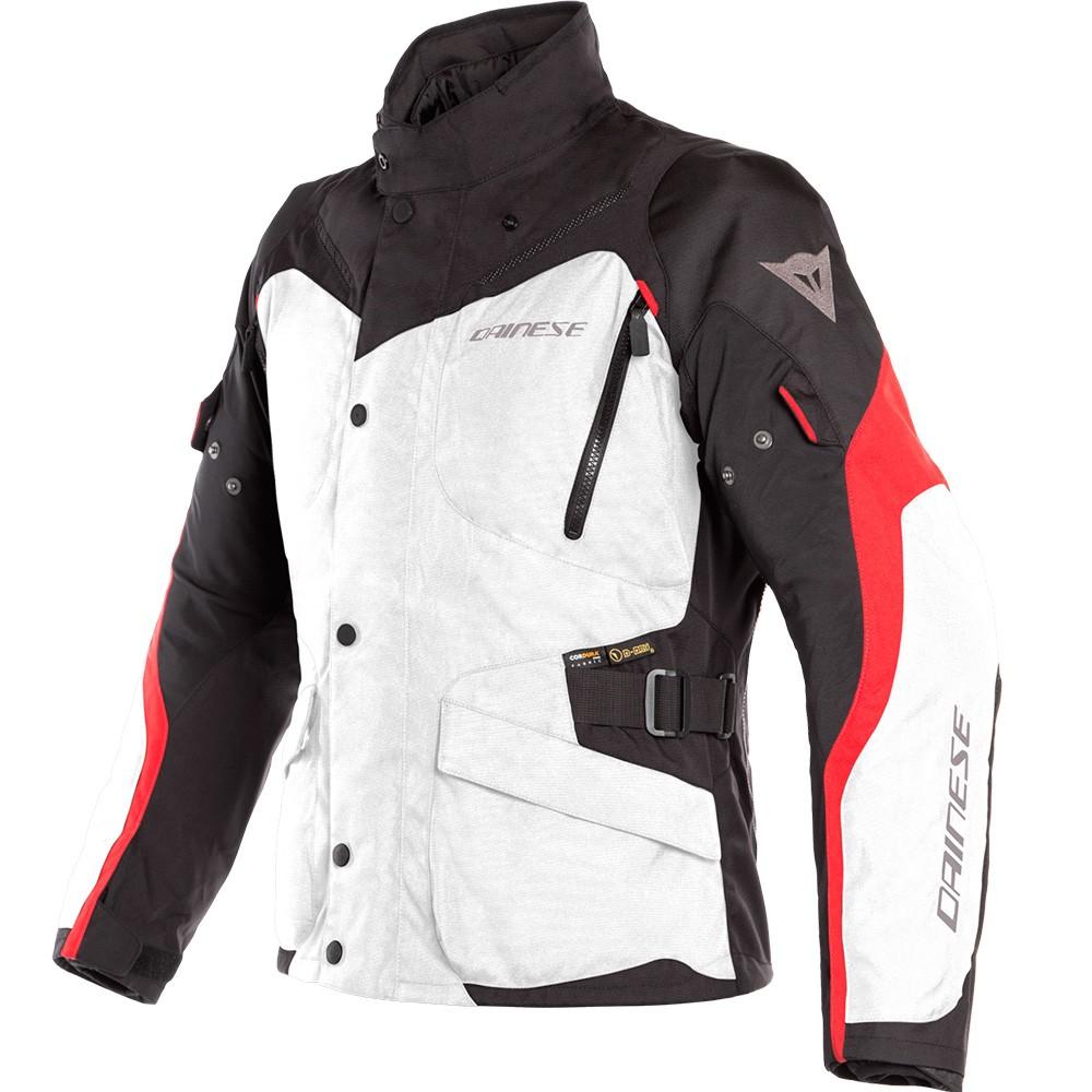 Dry-Lite Chaqueta de Moto Impermeable Protecci/ón Reflectante L