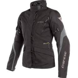 CHAQUETA DAINESE TEMPEST 2 D-DRY LADY NEGRO/GRIS