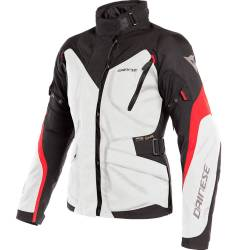 CHAQUETA DAINESE TEMPEST 2 D-DRY LADY LIGHT GREY