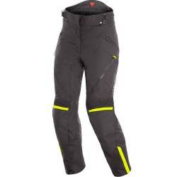 PANTALONES DAINESE TEMPEST 2 D-DRY LADY NEGRO/AMARILLO