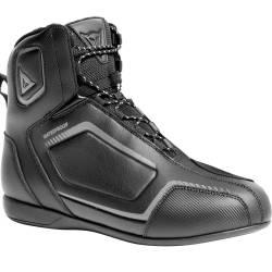 BOTIN DAINESE RAPTORS D-WP SHOES LADY NEGRO/GRIS