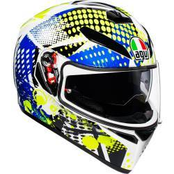 CASCO AGV K-3 SV POP
