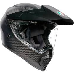 CASCO AGV AX9 CARBONO MATE
