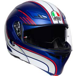 CASCO AGV COMPACT ST BOSTON MODULAR AZUL