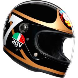 CASCO AGV LEGENDS X3000 BARRY SHEENE EDICION LIMITADA