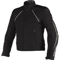 CHAQUETA DAINESE HAWKER D-DRY NEGRA