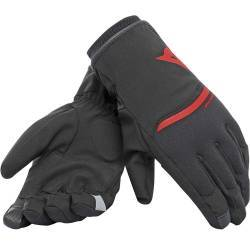 GUANTES DAINESE PLAZA 2 D-DRY UNISEX ROJO