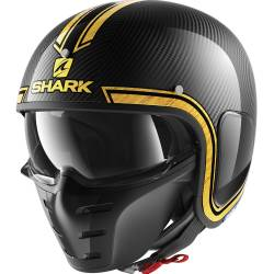 CASCO SHARK S-DRAK CARBON VINTA DUQ