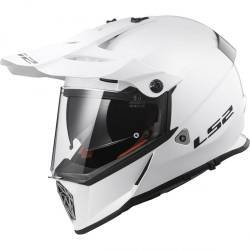 CASCO LS2 MX436 PIONEER BLANCO