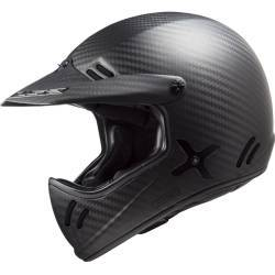 CASCO LS2 MX471 XTRA CARBONO MATE