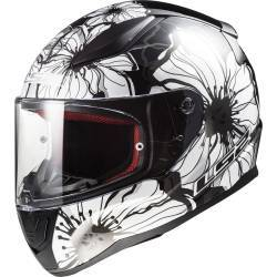 CASCO LS2 RAPID POPPIES NEGRO