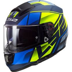 CASCO LS2 VECTOR FT2 KRIPTON AZUL