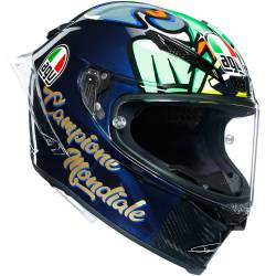 CASCO AGV PISTA GP R MORBIDELLI WORLD CHAMPION