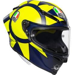 CASCO AGV PISTA GP R ROSSI SOLELUNA 2018
