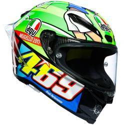 CASCO AGV PISTA GP R ROSSI MUGELLO 2017 EDIT LIMIT