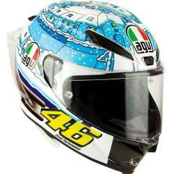 CASCO AGV PISTA GP R ROSSI WINTER TEST 2017 EDIT LIMIT