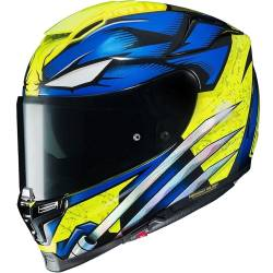 CASCO HJC RPHA70 WOLVERINE X-MEN MC3H