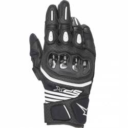 GUANTES ALPINESTARS SP X AIR CARBON V2 NEGRO/BLANCO