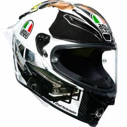 CASCO AGV PISTA GP R ROSSI MISANO 2016 E.LIMIT