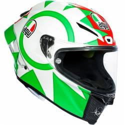 CASCO AGV PISTA GP R ROSSI MUGELLO 2018 EDIT LIMIT