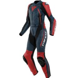MONO DAINESE AVRO D2 DIVISIBLE LADY BLACK-IRIS/HAUTE-RED