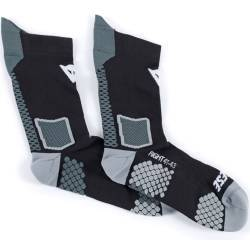 CALCETINES TERMICOS DAINESE D-CORE MID SHOCK NEGRAS