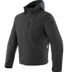 CHAQUETA DAINESE MAYFAIR D-DRY EBONY/BLACK/BLACK