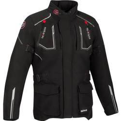 CHAQUETA BERING OURAL NEGRA