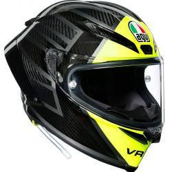 CASCO AGV PISTA GP RR ROSSI ESSENZA 46