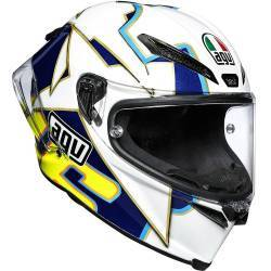 CASCO AGV PISTA GP RR WORLD TITLE 2003 LIMITED EDITION