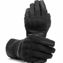 GUANTES DAINESE AURORA LADY D-DRY NEGRO