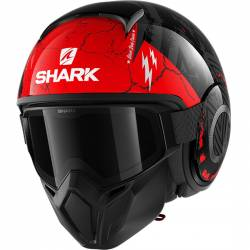 CASCO SHARK STREET-DRAK CROWER KAR