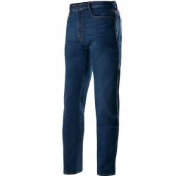 PANTALONES VAQUEROS ALPINESTARS COPPER V2 DENIM MID TONE PLUS BLUE