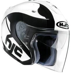 CASCO HJC FG-JET ACADIA BLANCO MC5