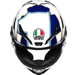 CASCO AGV PISTA GP RR WORLD TITLE 2003 LIMITED EDITION