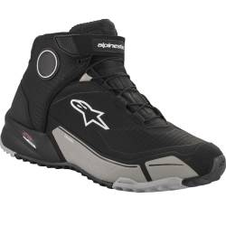 ZAPATILLAS ALPINESTARS CR-X DRYSTAR BLACK/COOL GRAY