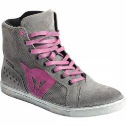 ZAPATILLAS DAINESE STREET BIKER AIR LADY GRIS