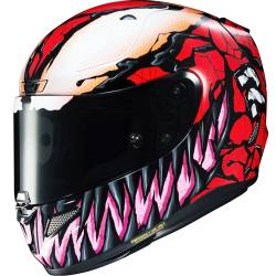CASCO HJC RPHA11 CARNAGE MARVEL MC-1