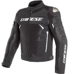 CHAQUETA DAINESE DINAMICA AIR D-DRY NEGRO/NEGRO/BLANCO