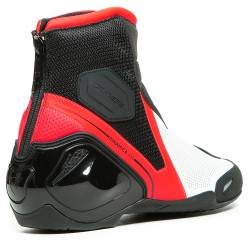 BOTAS DAINESE DINAMICA AIR BLACK/FLUO-RED/WHITE