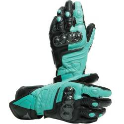 GUANTES DAINESE CARBON 3 LADY BLACK/ACQUA-GREEN