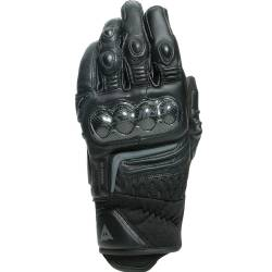GUANTES DAINESE CARBON 3 SHORT NEGRO