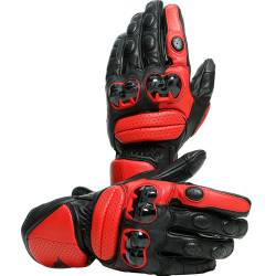 GUANTES DAINESE IMPETO NEGRO/ROJO