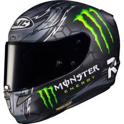 CASCO HJC RPHA11 CRUTCHLOW REPLICA BLACK MC5SF