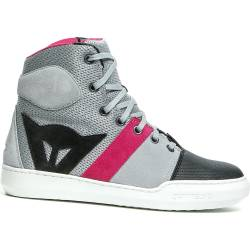 ZAPATILLAS DAINESE YORK AIR LADY LIGHT-GRAY/CORAL