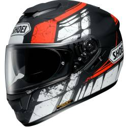 CASCO SHOEI GT-AIR PATINA NARANJA