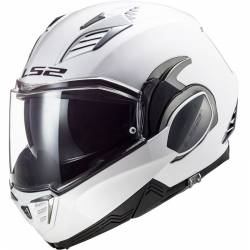 CASCO LS2 VALIANT II BLANCO