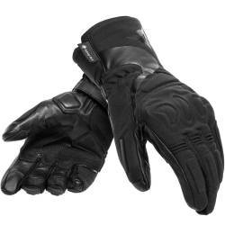 GUANTES DAINESE NEBULA GORE-TEX LADY BLACK/RED