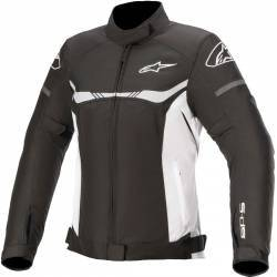 CHAQUETA ALPINESTARS STELLA T-SP S WATERPROOF LADY BLACK/WHITE