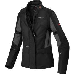 CHAQUETA SPIDI TRAVELER 2 H2OUT LADY NEGRA